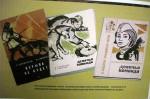 Обложки книг П.А.Заводчикова и С.С Самойлова Девичья Команда