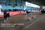ВЕО Лавбрил Баллада (13 мес.) в ринге. CACIB 31.05.14. Минск
