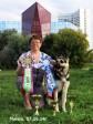 Наталья с Лавбрил Берегиней. ЦАЦИБ 06-07.09.14.Минск.