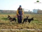 М.Андреева с тройкой лавбриликов - Гардарика, Грайм и Гайлардия (3мес.)