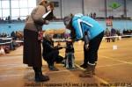 Лавбрил Гардарика (4,5 мес.) на Респ.выставке всех пород. Минск.07.12.14.