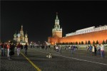 Оздер Русский Риск  на Красной площади, выдержка