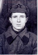 Кириченко Семен Илларионович сава в первом ряду). Фото примерно 1939-1940г.г.