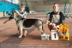 ВЕО Лавбрил Геролена - победитель БЕСТ группы. 17.04.16..