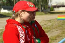Зрители. На Чемпионате кинологов 12.06.16.