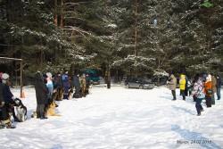 Чемпионат БОСКО 24.02.18. Участники и судьи