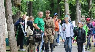 Дню освобождения Беларуси. Лавбрил. Вилейка, 30.06.18 (1)