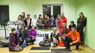 Участники семинара с Мириям Кнауэр 08.12.18г.