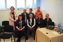 Участники лекции. Пинск. 19.04.19