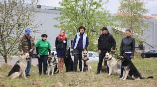 Питомник ВЕО Лавбрил на выставке в Молодечно, 04.05.19